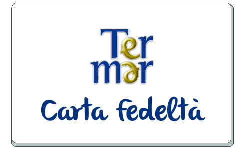 Carta Fedeltà - Termar Surgelati - www.TermarSurgelati.it