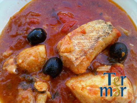 Baccalà Olive e Patate - Termarsurgelati-it