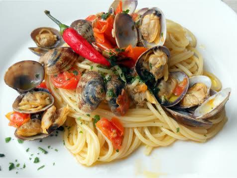Spaghetti e Vongole - www.TermarSurgelati.it